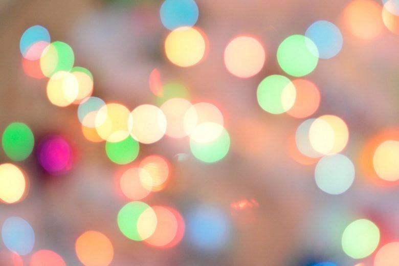 Bunte Lichter