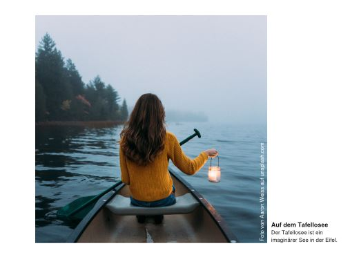 Hier ist nicht die Autorenzeile, sondern der Fotograf vermerkt. Der Fotografenname steht senkrecht am rechten Rand des Bilds.