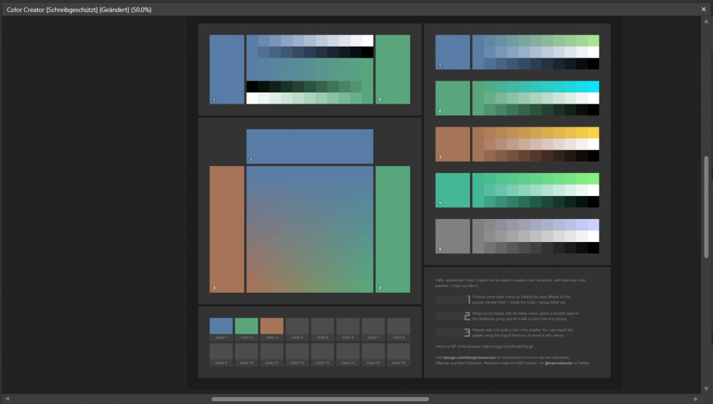Color Creator Screenshot
