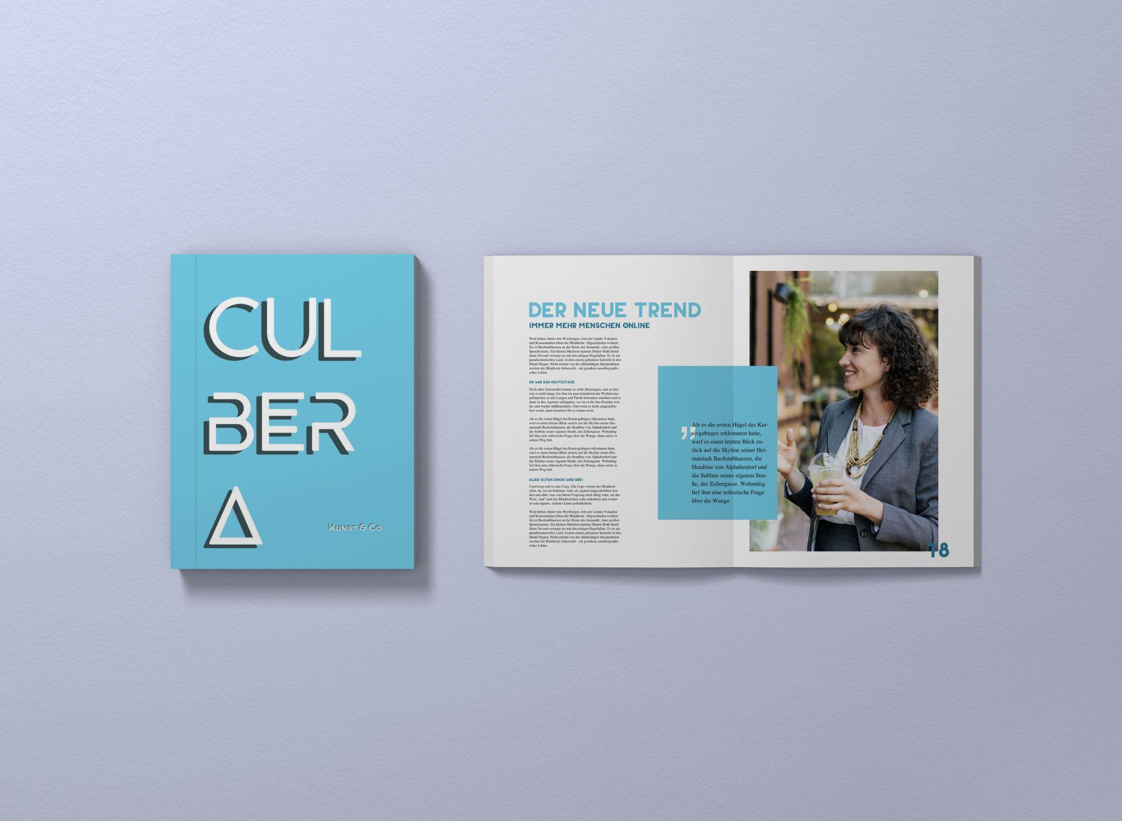 Magazin in Scribus: Vorarbeit