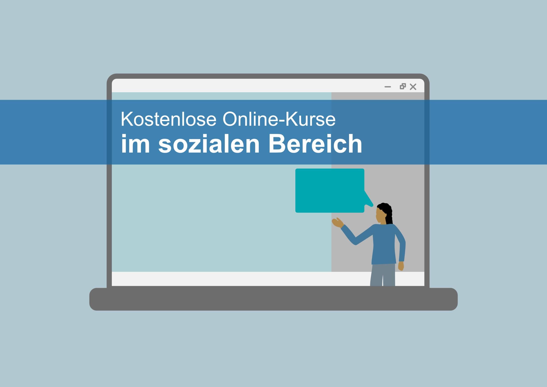 Kostenlose Online-Kurse im sozialen Bereich